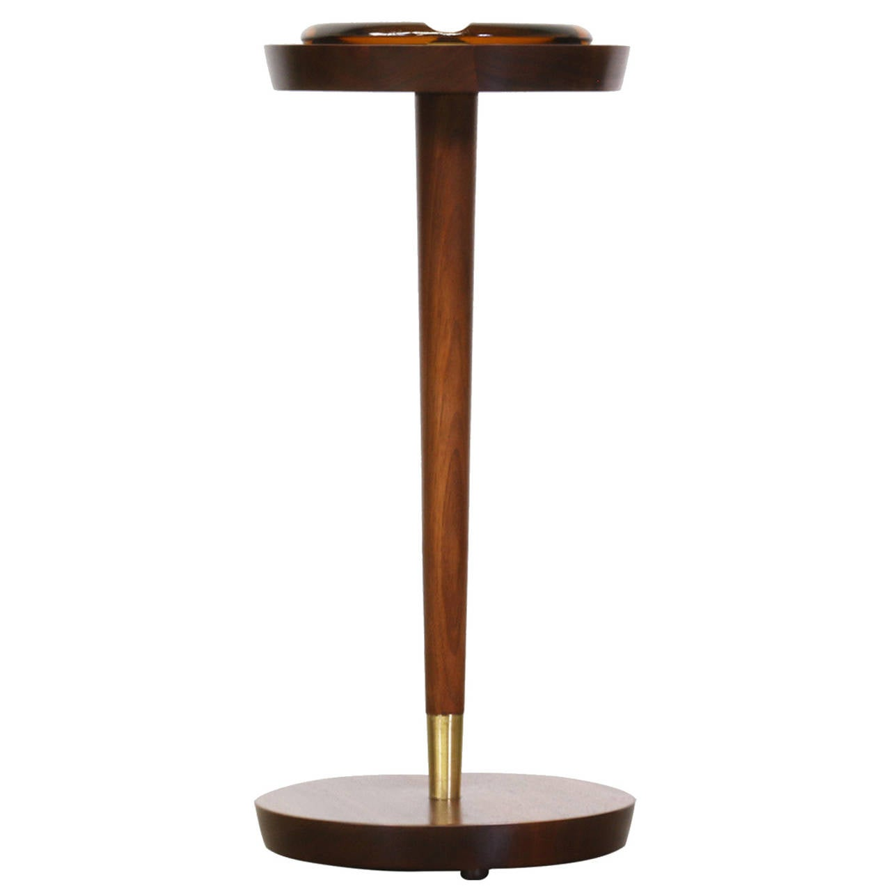 Mid Century Ash Tray Stand