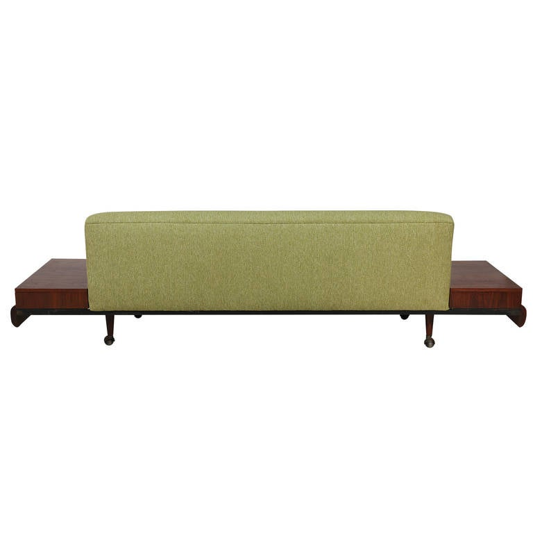 Platform Sofa : Adrian Pearsall Platform Sofa with Side Tables for Craft Associates at ...