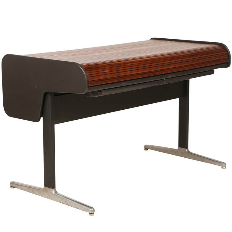George Nelson And Robert Propst U201cActionu201d Office Desk For Herman Miller For  Sale