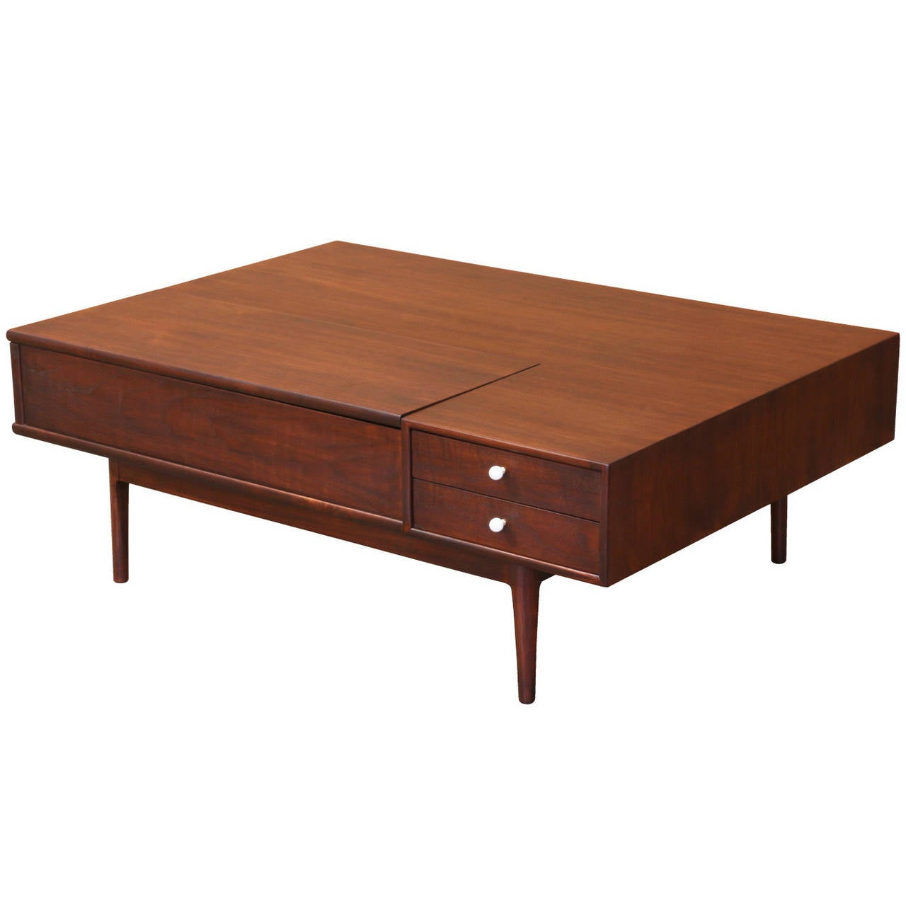 Stewart Macdougall And Kipp Stewart Declaration Coffee Table For Drexel For Sale At 1stdibs