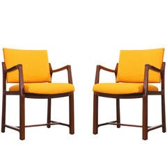 Dunbar Easy Chairs by Edward J. Wormley