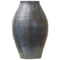 Midcentury Ceramic Glazed Vase