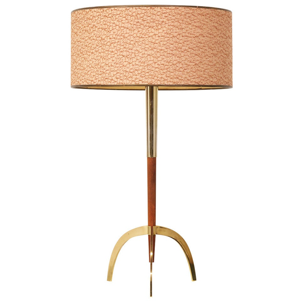 this mid century tripod table lamp by laurel is no longer available. Black Bedroom Furniture Sets. Home Design Ideas