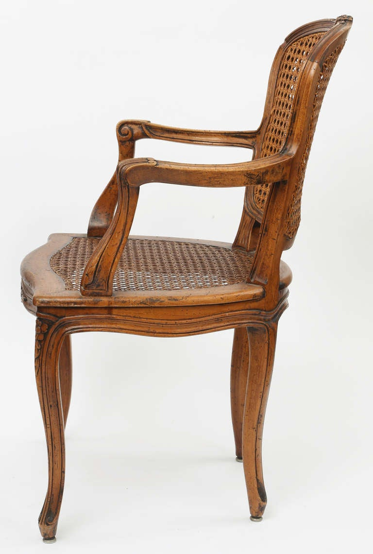 Set of 8 Caned French Dining Chairs at 1stdibs : Chairs2FrenchArmDining5317l from www.1stdibs.com size 768 x 1140 jpeg 72kB