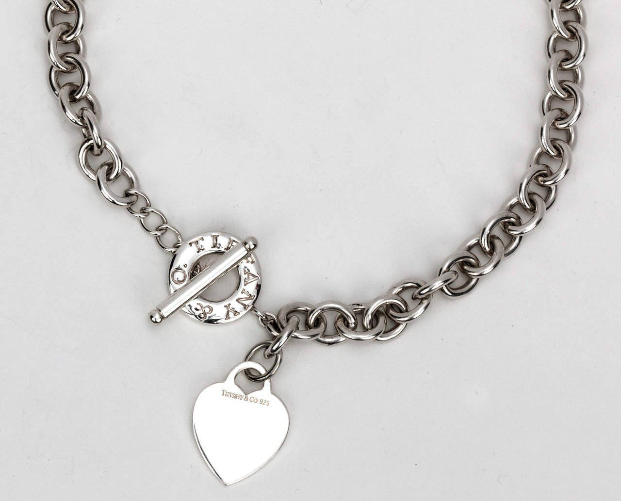 and co sterling silver necklace chain at 1stdibs
