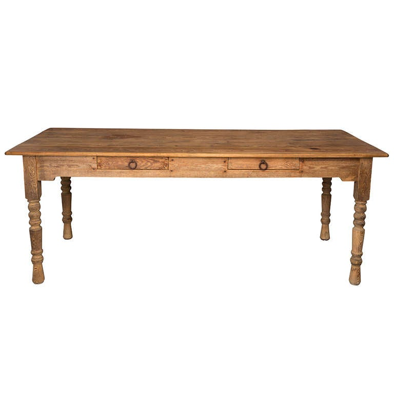 1108918 for Pine dining room table