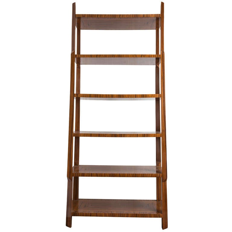 Deco style etagere stand at 1stdibs for Etagere deco industrielle