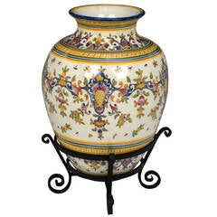 "Large 29"" Tall  Portuguese Urn"