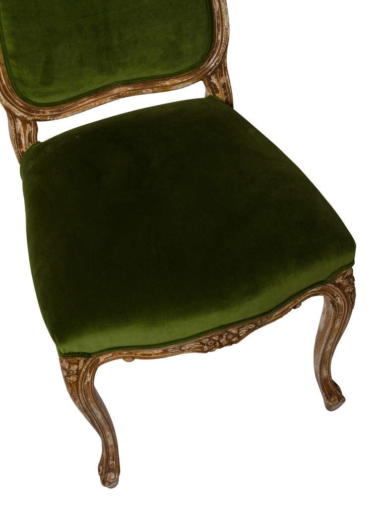 Fruitwood Dining Room Chairs