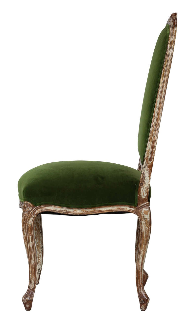 Late 1800s Four French Chairs At 1stdibs