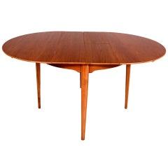 Swedish Teak Dining Table