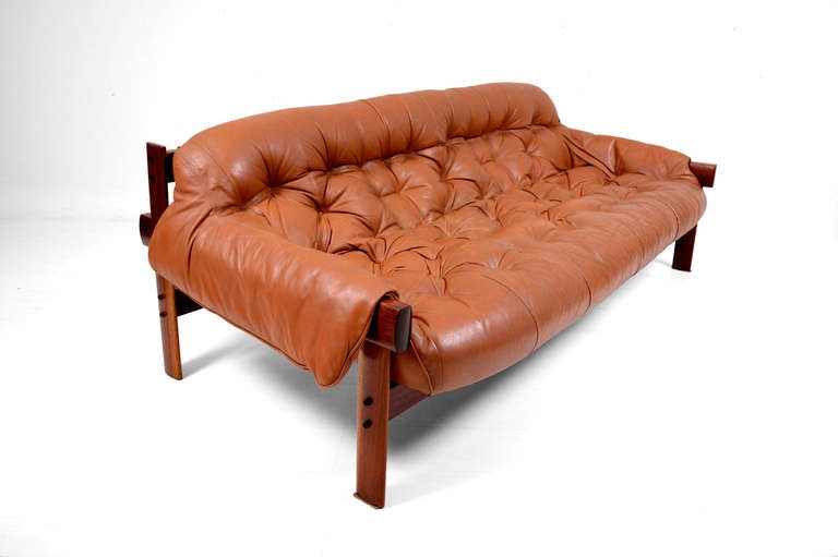 Percival Lafer Sofa At 1stdibs