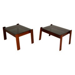 Percival Lafer Side Tables