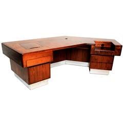 Monteverdi & Young Executive Desk