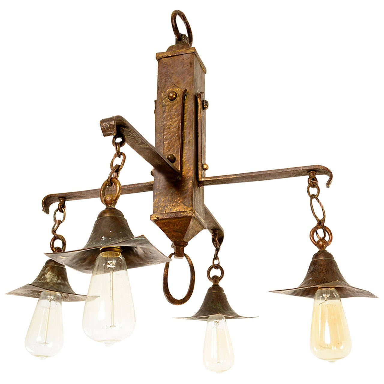 Mission Style Lighting Chandelier