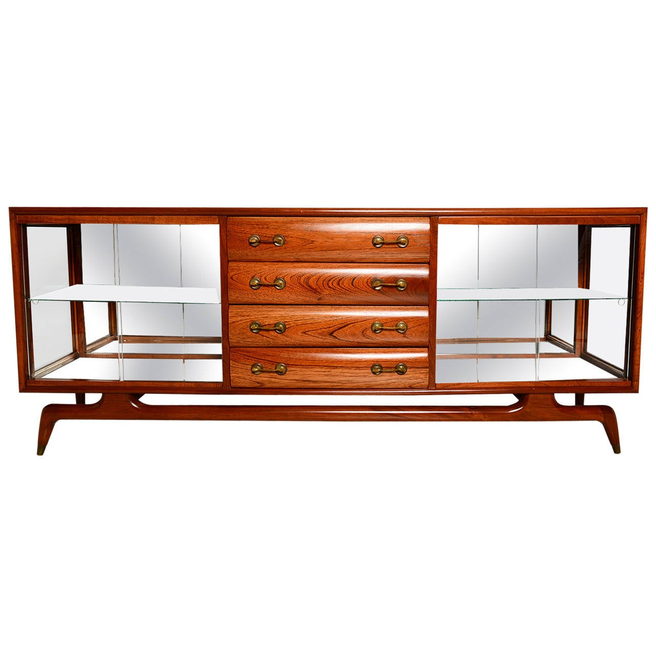 how to build a credenza