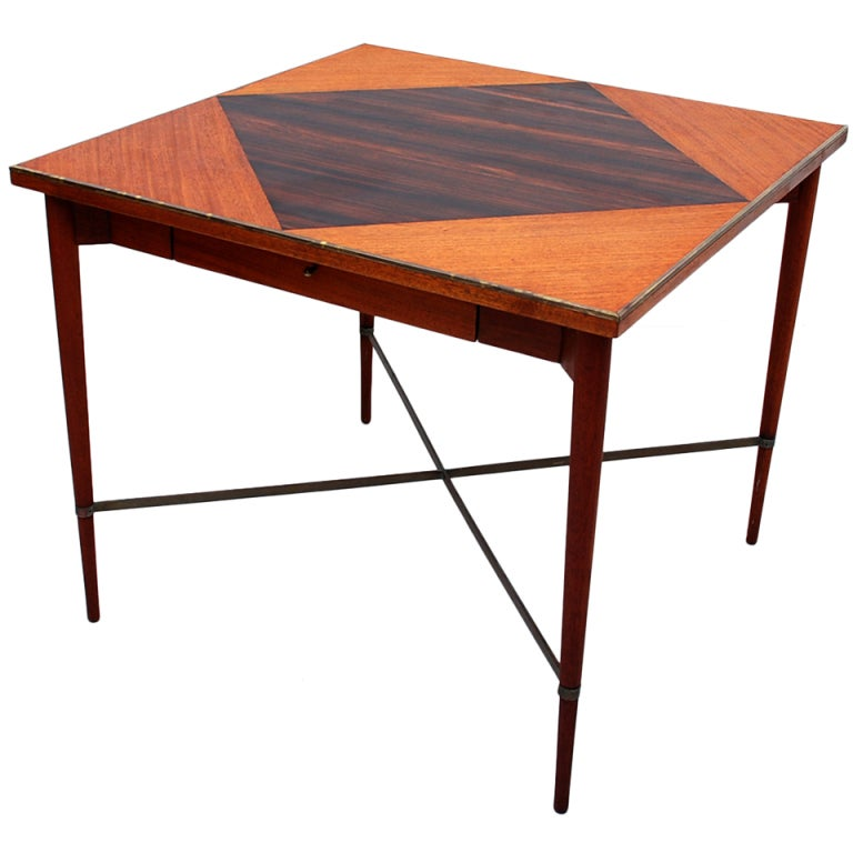 Paul mccobb game table for sale at 1stdibs for 13 in 1 game table