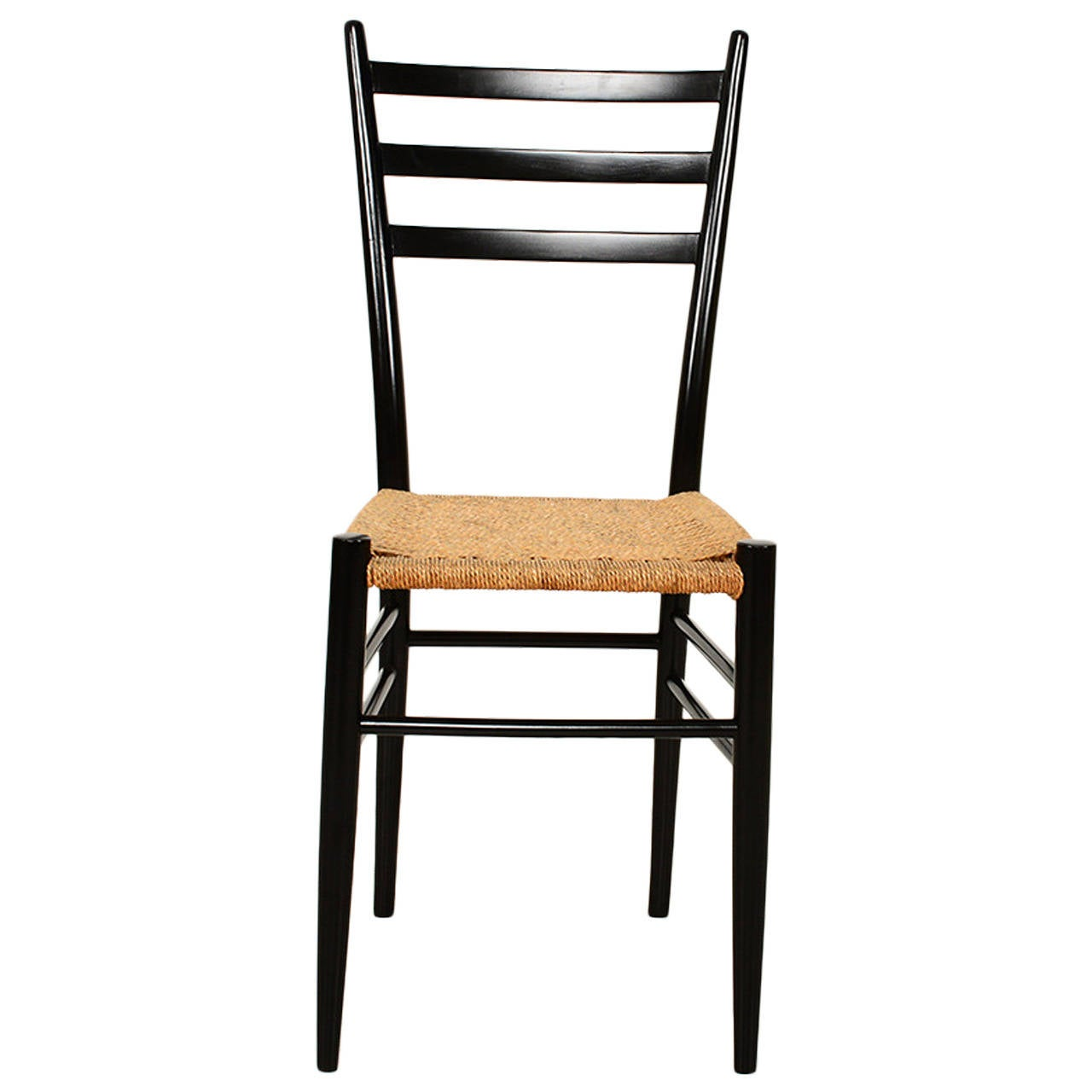 Leggera Italian Chair At 1stdibs