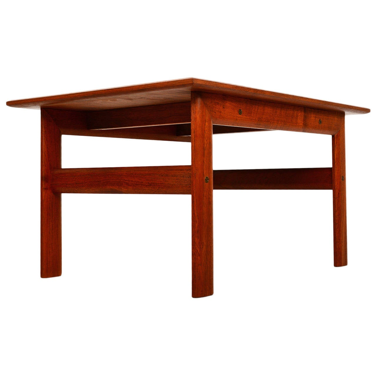 Danish Modern Teak Side Table Scandline For Sale At 1stdibs