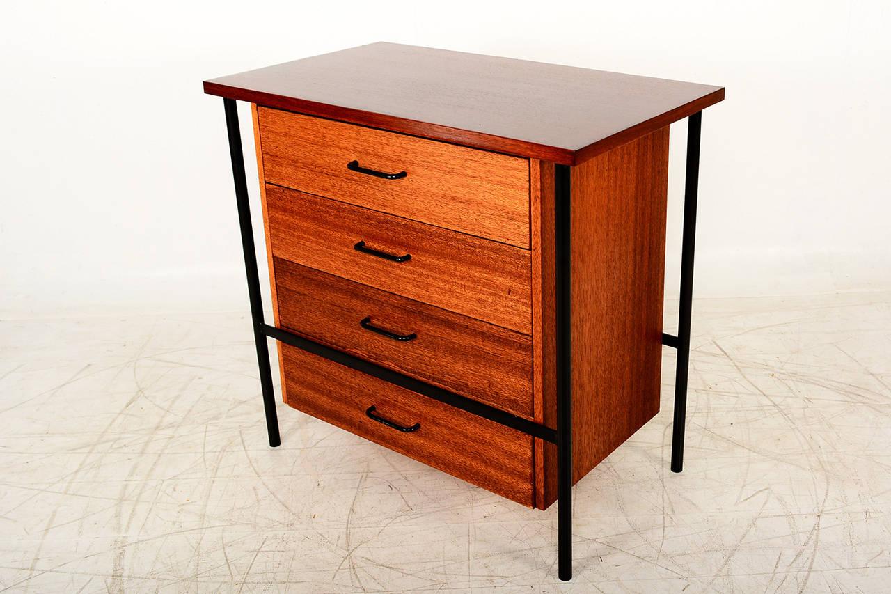 mid century modern mahogany dresser at 1stdibs