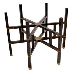 Hexagon Moroccan Coffee Table Base