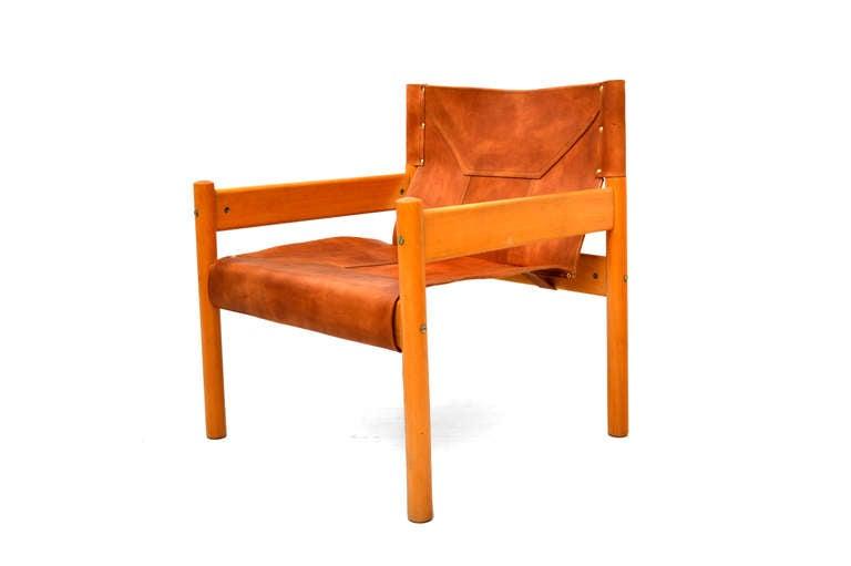 Swedish Safari Chair at 1stdibs