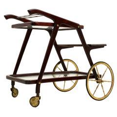 Cesare Lacca Italian Service Cart