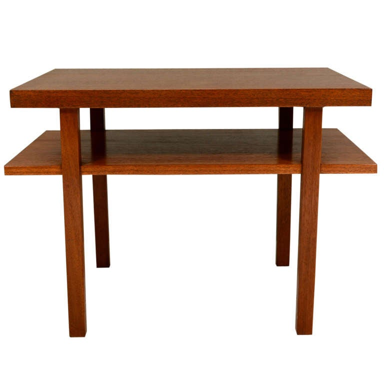 Widdicomb Side Table Mcm At 1stdibs