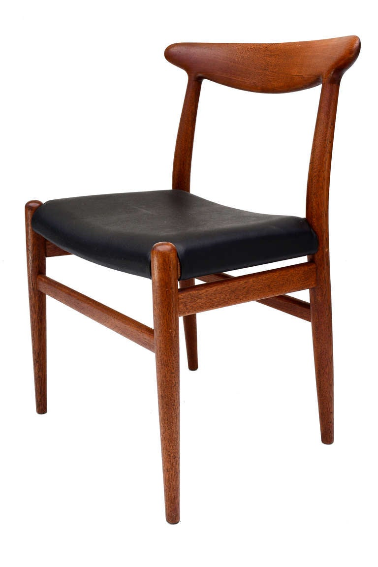 teak dining chairs at 1stdibs