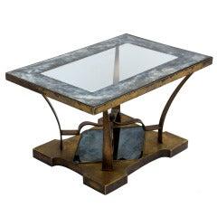 Arturo Pani Rectangular Side Table