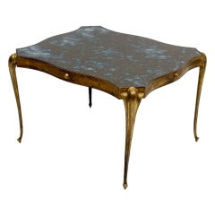 Arturo Pani Side Table with Thin legs