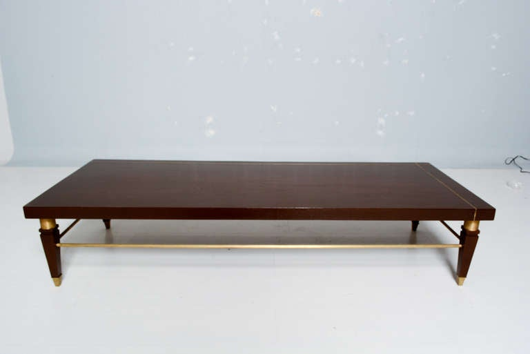 Robert And Mito Block Coffee Table At 1stdibs