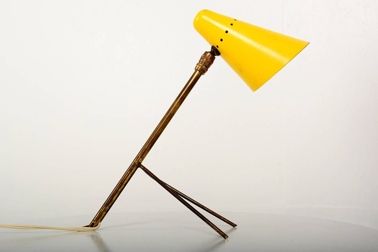 French Cocote Table or Wall Lamp In Good Condition For Sale In National City, CA