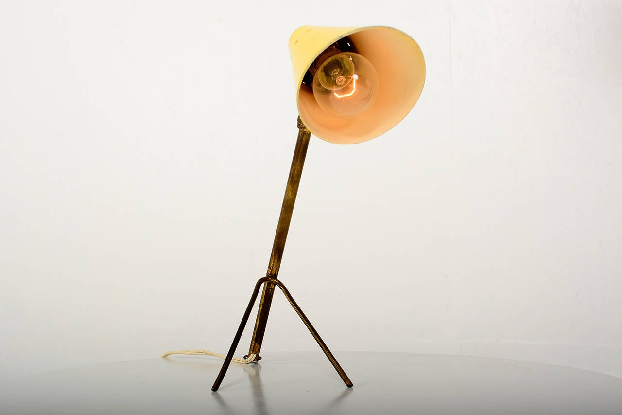 Mid-20th Century French Cocote Table or Wall Lamp For Sale
