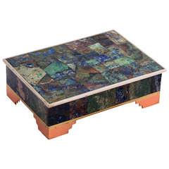 Los Castillos Jewelry Box