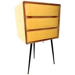 Mid Century Modern Borsani Style File Cabinet
