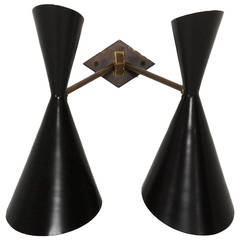 Italian Double Sconce Wall Sconce