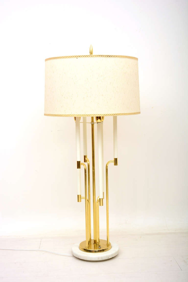 lamp 47 h x 9 1 2 in diameter at the widest point. Black Bedroom Furniture Sets. Home Design Ideas