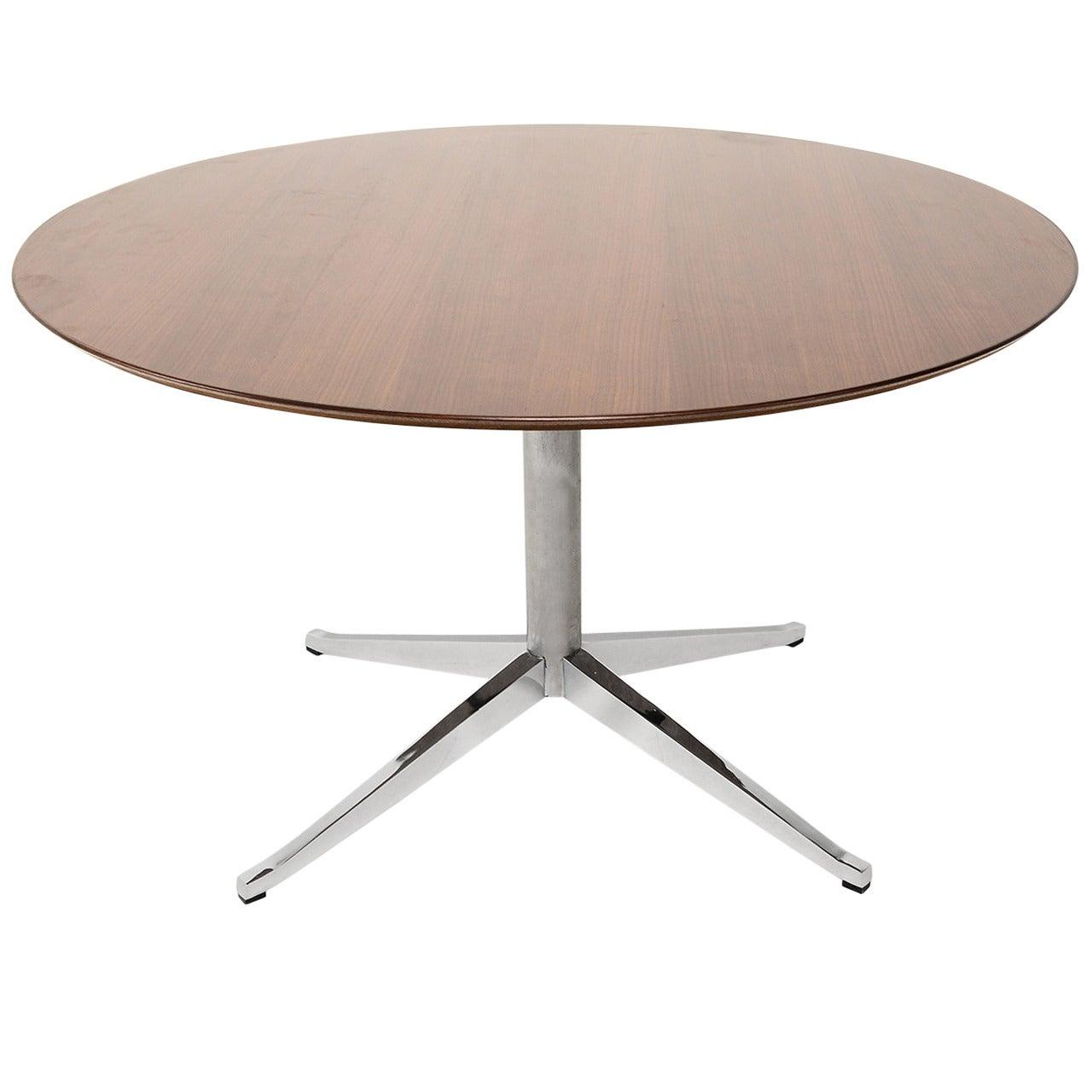Knoll Round Conference or Dining Table