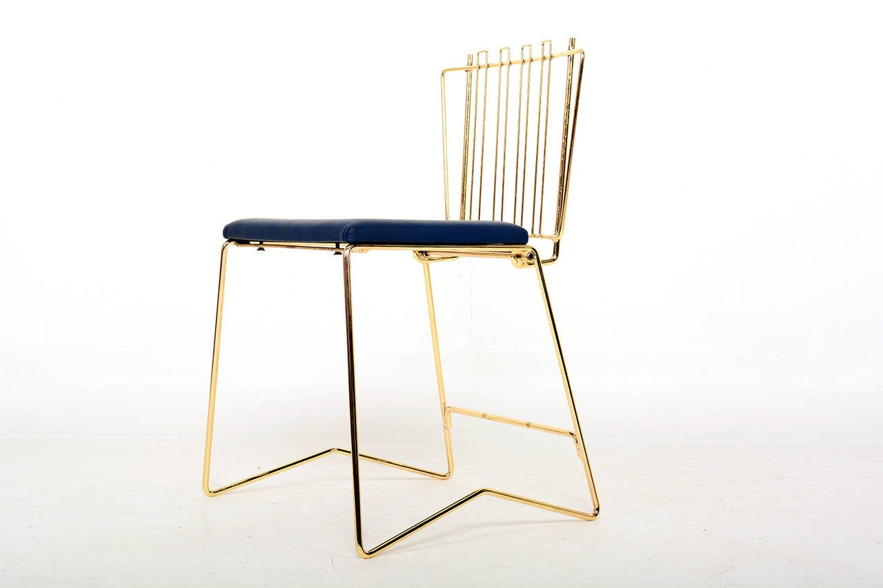 PR03 Stacking Folding Chair For Sale at 1stdibs