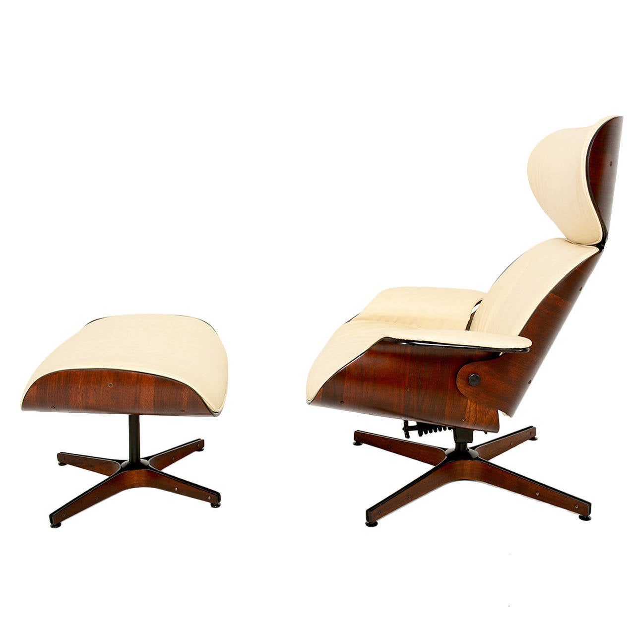 George Mulhauser Mr Chair for Plycraft at 1stdibs