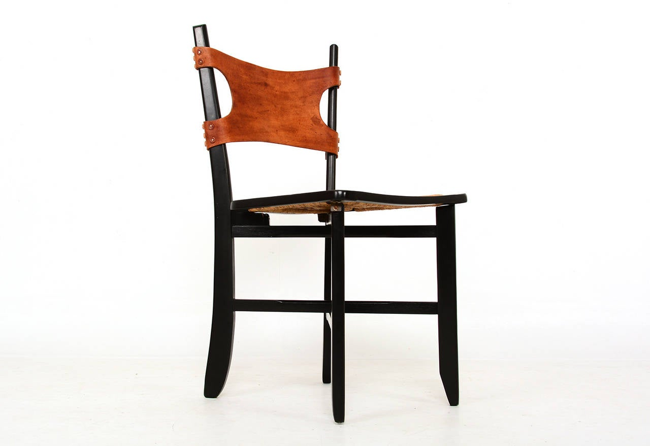 Pair of Modernist Folding Chairs For Sale at 1stdibs