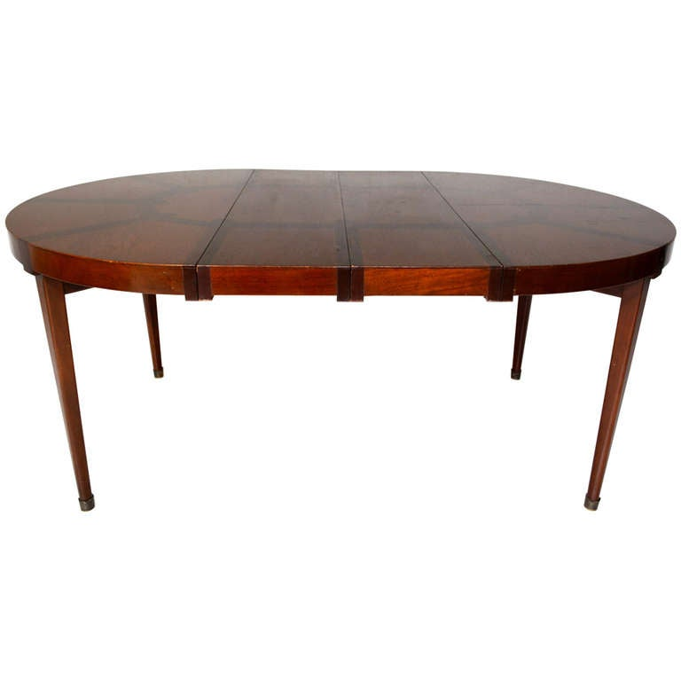 Edmund Spence Dining Table At 1stdibs
