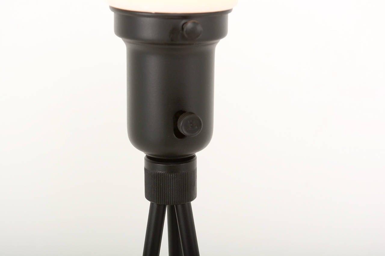 American Mid Century Modern Robert Bulmore Table Lamp For Sale