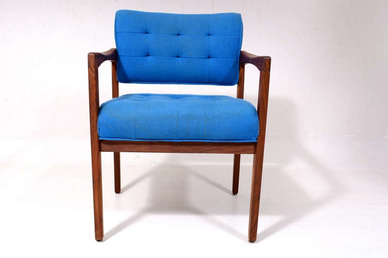 Mid-Century Modern Office Chair For Sale 1