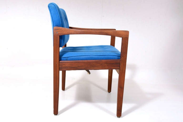Mid-Century Modern Office Chair For Sale 2