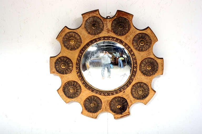 Custom made baroque mirror for sale at 1stdibs for Custom made mirrors