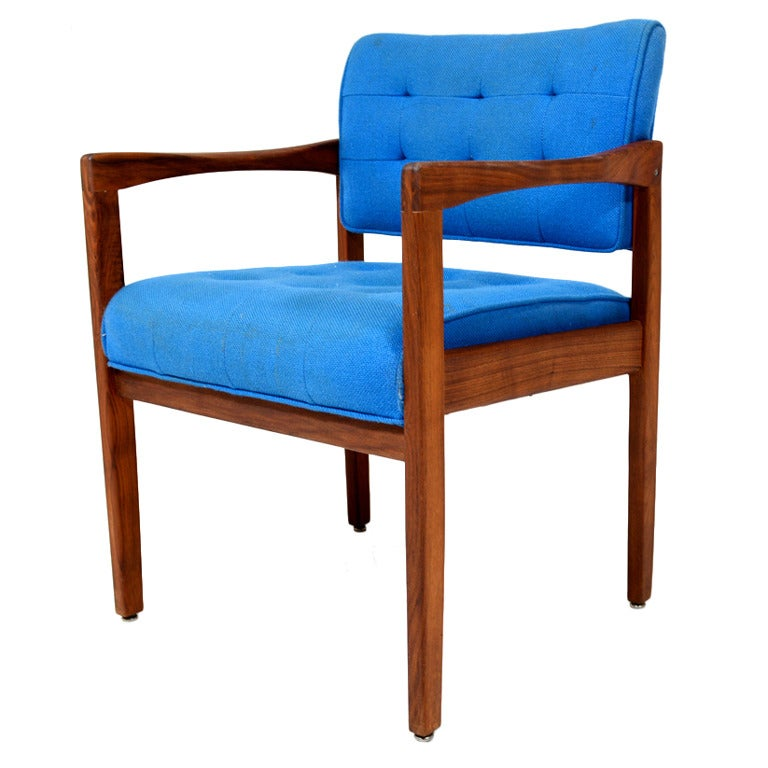 Mid-Century Modern Office Chair For Sale
