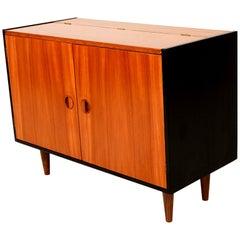 Teak Storage Cabinet
