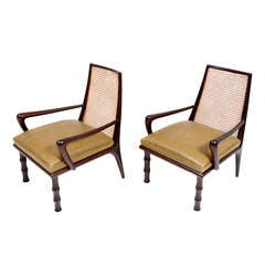 Lounge Chairs attributed to Eugenio Escudero